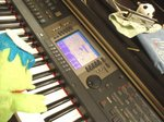 ピアノ自主練