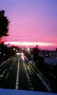 22_100621_1916~01夏至の夕焼け国立病院前.JPG