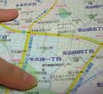 下小山地図