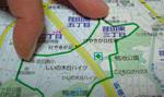 中の瀬地図