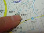 千人橋地図