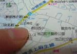 都筑橋地図